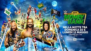 WWE: Risultati LIVE Money in the Bank 2020