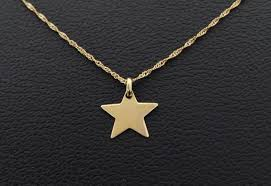 gold chain necklace 38 45 cm singapore