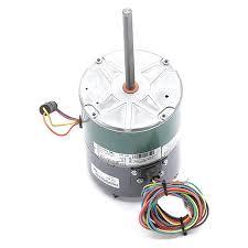 genteq condenser fan motor 1 3 hp ecm