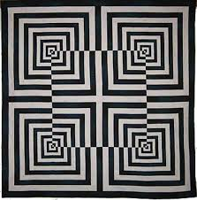 Pin by Adeline Rogers on Quilting | Wall quilts, Optical illusion quilts,  Quilts
