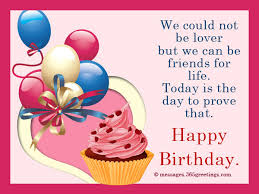 birthday wishes for ex boyfriend greetings com