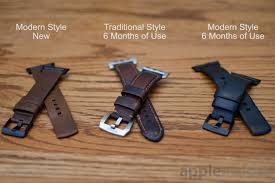 nomad s leather apple watch straps make