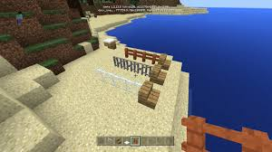 Minecraft News On Twitter A Small But Cool Little Tweak Was Added In The Minecraft Mcpe 1 2 13 Beta Which Is That You Can Now Connect Glass Panes Iron Bars And Fences To
