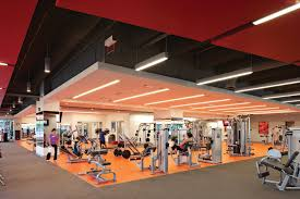 fitness club with a sports