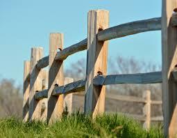 Split Post Rail Fences Styles And Maintenance