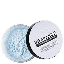 paris infallible loose setting powder