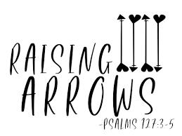 Raising Arrows Psalms Christian Cci Decal Vinyl Sticker Cars Trucks Va Cci Decals