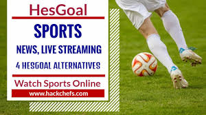 Hesgoal - Sports Live Streaming for Free on hesgoal.com in 2020 | Sports  news, Sports, Watch sports online