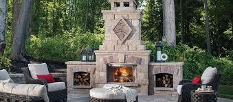 outdoor fireplace layjao