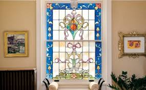incorporate stained glass windows