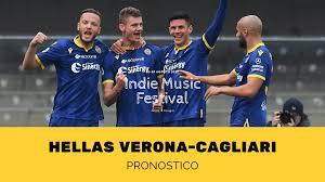 Pronostico Verona-Cagliari di sabato 20/06/2020 - Serie A Tim