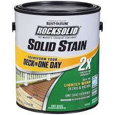 Rock Solid Clear Coat Lowes