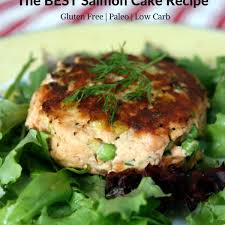 Fish Cakes with Canned Salmon Recipes ...
