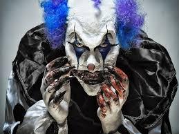scary halloween clown makeup tutorial