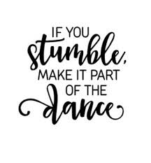 Dance Quote Motivational Quote Dance Mom Inspirational Etsy