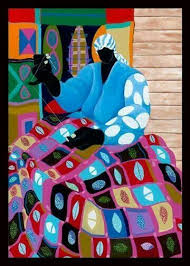 Quilty by Ivy Hayes   African american artwork, African american quilts,  African quilts