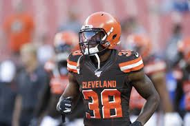 Browns cut cornerback TJ Carrie, three others - Sports - The Review -  Alliance, OH