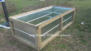 raised bed from metal roofing materials