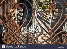 Graveyard Fence High Resolution Stock Photography And Images Alamy