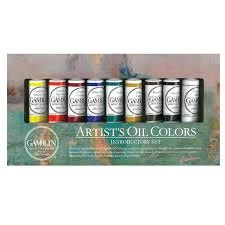 gamblin artists oil colors introductory