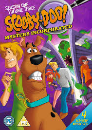 Scooby-Doo - Mystery Incorporated: Season 1 - Volume 3 DVD (2013) Sam  Register 5051892124706 | eBay