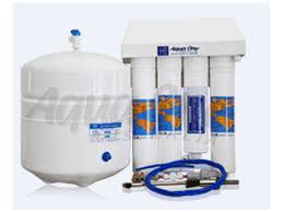 qro4 undersink reverse osmosis water