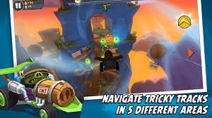 Download Angry Birds Go! Mod Apk (Unlimited Coins/Gems) - Techylist