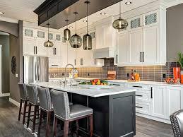 island kitchen hanging