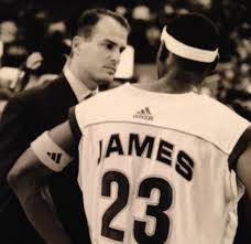 "Jay Bilas on Twitter: ""Throwback Thursday! A young Jay Bilas interviews a  very young LeBron James on ESPN. Both had hair.… """
