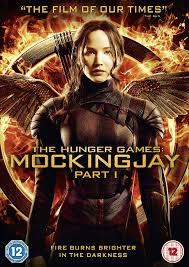 The Hunger Games - Mockingjay Part 1 Edizione: Regno Unito ...