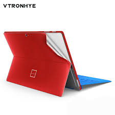 2020 Anti Scratch Dust Pvc Vinyl Decal Sticker For Fundas Surface Pro 6 Laptop Skin For Microsoft Surface Pro 5 4 3 Protective Cover T6190615 From Linjun06 21 79 Dhgate Com
