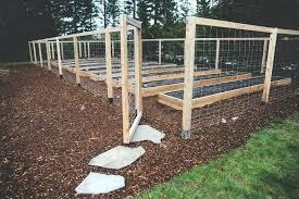 Raised Bed Fence Raised Bed Perennial Garden With Deer Fence Diy Raised Garden Bed With Deer Fence Ide In 2020 Perennial Garden Urban Farming Raised Garden Beds Diy
