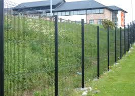 Decorative Wire Mesh 3d Fence Panel