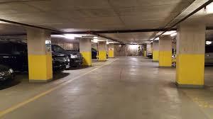 hotel underground parking picture of