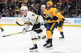 Jack Eichel helping Sabres become heavyweight at home | Buffalo ...