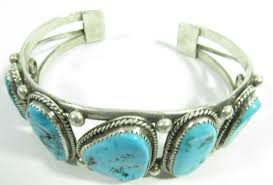 jewelry sterling j lewis turquoise
