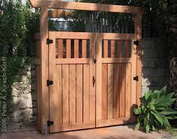 Entry Gate Fence Gate Design Backyard Gates Building A Wooden Gate