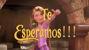 Enredados Rapunzel Video De Invitacion O Cumpleanos De Para