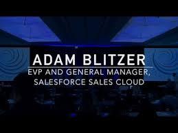 Adam Blitzer: Sales and Marketing - YouTube
