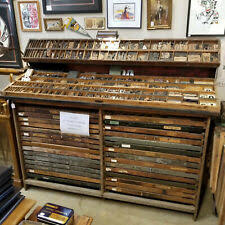 antique printer s cabinets ebay