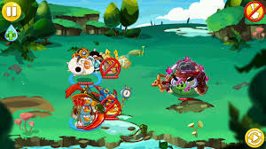 Angry Birds Epic Chronicle Cave 26-10 Boss 3 STAR GUIDE QUICK WIN ...