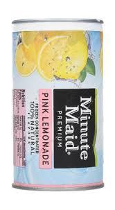 minute maid pink lemonade juice 355ml