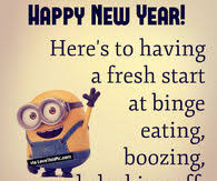 new year quotes funny happy new year funny minion quote