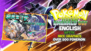 Liked on YouTube: Pokemon Hyper Emerald 807 English Completed ...