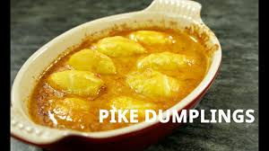 Pike Dumplings Recipe ...