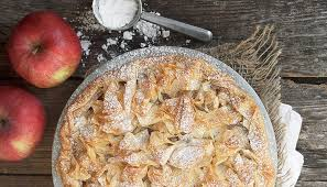 phyllo apple tart seasons and suppers