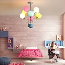 Colourful Balloon Ceiling Lamp For Bedroom Children Room Light Ceiling Hanging Lamps Kid Princess Dream Decoration Led Fixtures Ceiling Lights Aliexpress