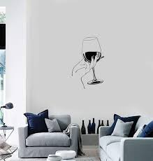 Kitchen Wall Vinyl Decal Tagged Wine Shop Wallstickers4you