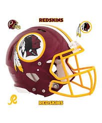 Fathead Washington Redskins Helmet Huge Wall Decal Set Best Price And Reviews Zulily