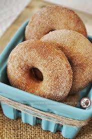 baked cinnamon donuts sweetest kitchen